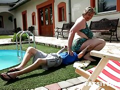 Mujer sexocaseromexicano rica le encanta lamer